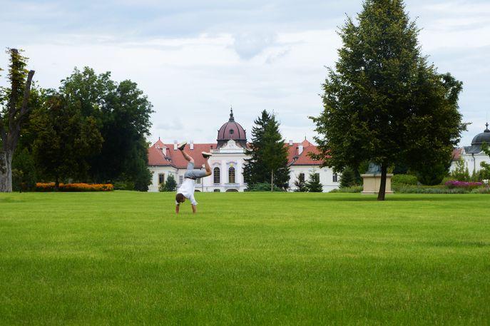 Folie Godollo Hongrie